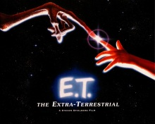 Pôster do filme E.T. - the extra-terrestrial